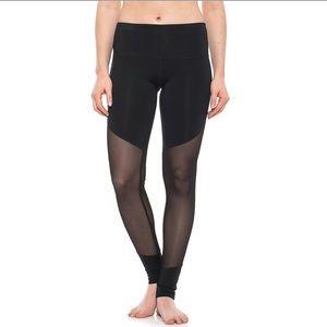 NWT Electric Yoga Meshy Leggings